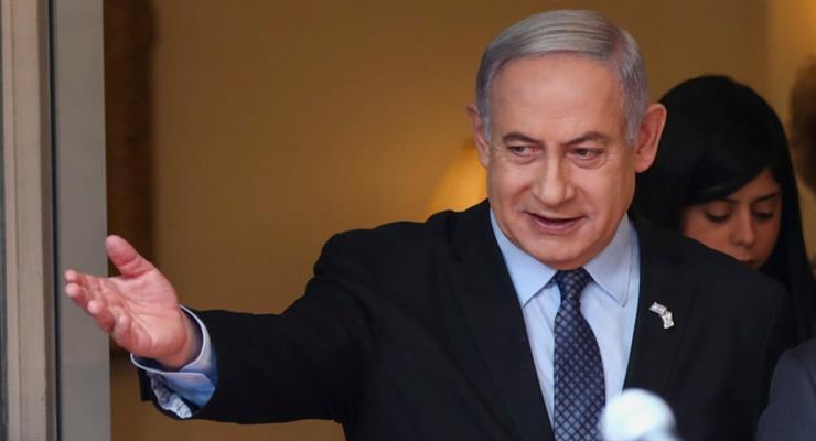 Партия Нетаньяху ведет выборы в Израиле