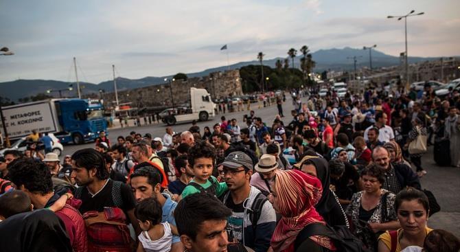 Вдоль границы между Турцией и Грецией ситуация остается напряженной