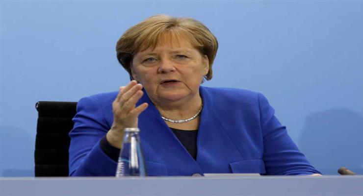 Меркель: политика Эрдогана неприемлема