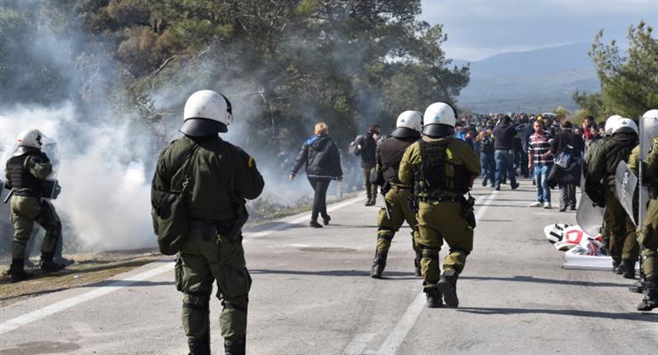 Греция: стрельбы по мигрантам на границе не было