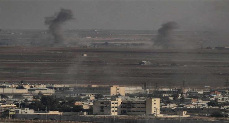 Турция сбрасывает третий сирийский истребитель?