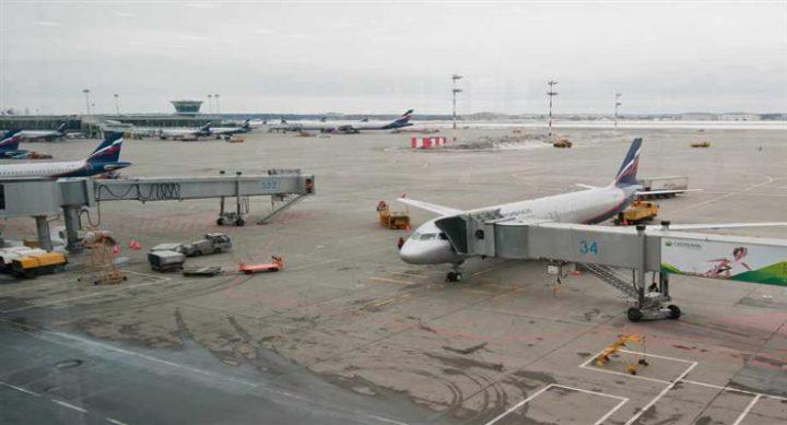 з технічних причин літак, який прямував в Софію повернувся в Шереметьєво