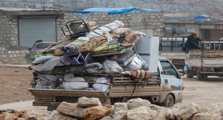 Соединенные Штаты предоставляют помощь в размере 108 миллионов долларов народу Сирии