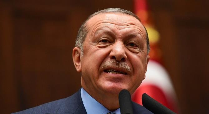 Эрдоган призвал ЕС соблюдать конвенцию по правам человека