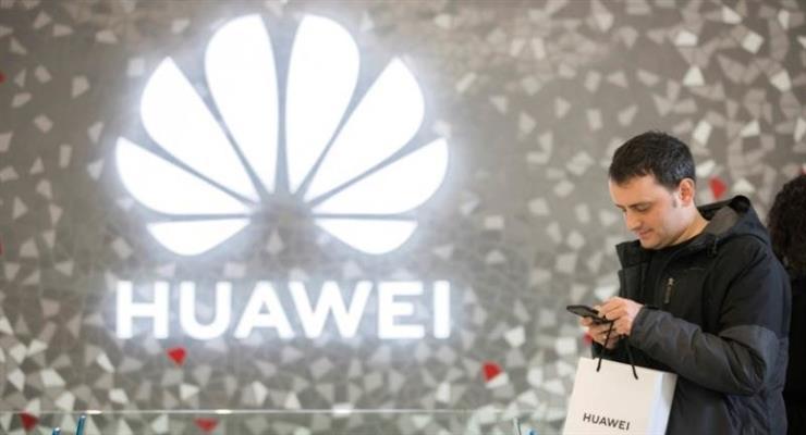 Давление США на Лондон из-за Huawei