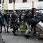 Словенская полиция обнаружила 30 нелегальных мигрантов в опечатанных грузовых вагонах