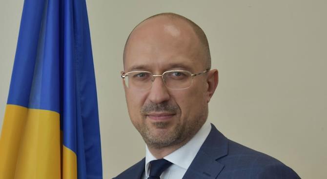Денис Шмигаль - новый премьер-министр Украины