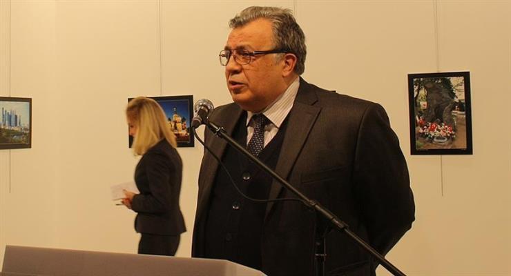 Прокуратура Турции требует пожизненного заключения для 8 человек за убийство российского посла