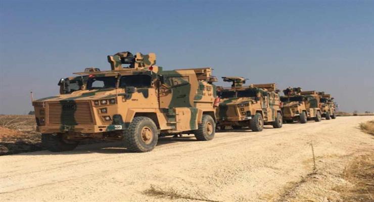 Туреччина провела масовану атаку