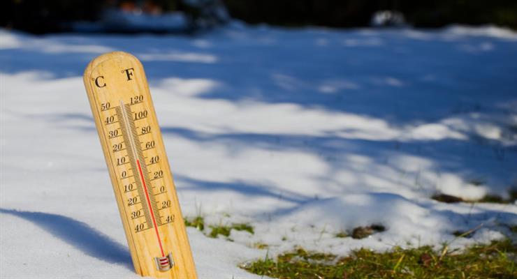 Эта зима в Европе, безусловно, самая теплая в истории