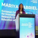 Марія Габріель відкрила форум для молодих підприємців в Румунії