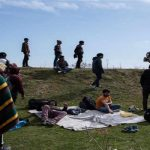 Анкара: более 142 000 мигрантов пересекли границы Турции с ЕС