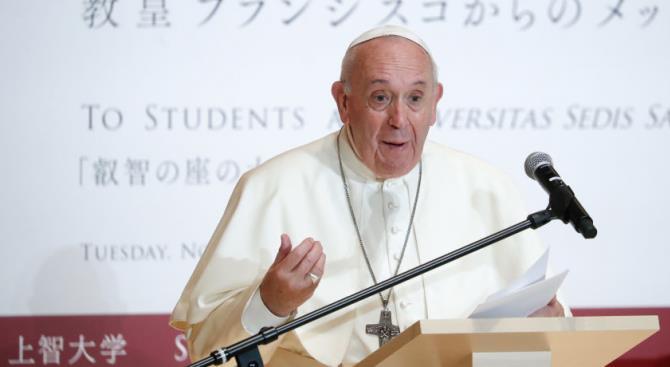 Папа Римский принял отставку французского кардинала