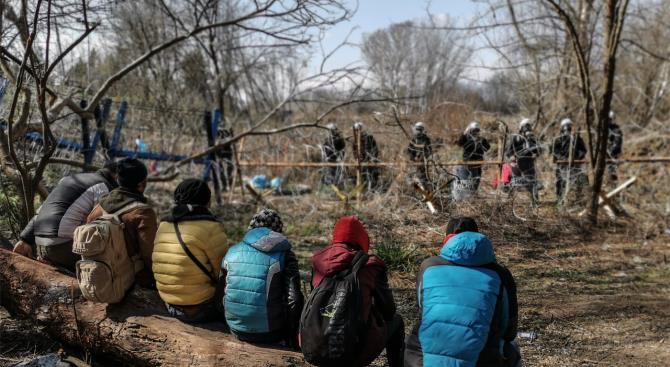Анкара назвала заявление ЕС о миграции лицемерием