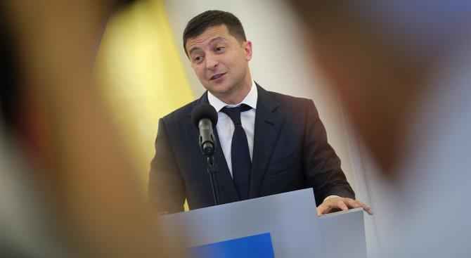 Зеленский предъявляет ультиматум России за мир на востоке Украины