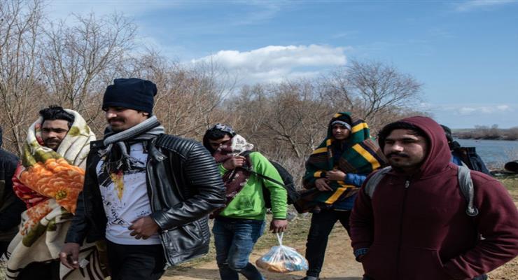 Более 60 мигрантов были задержаны в Северной Македонии