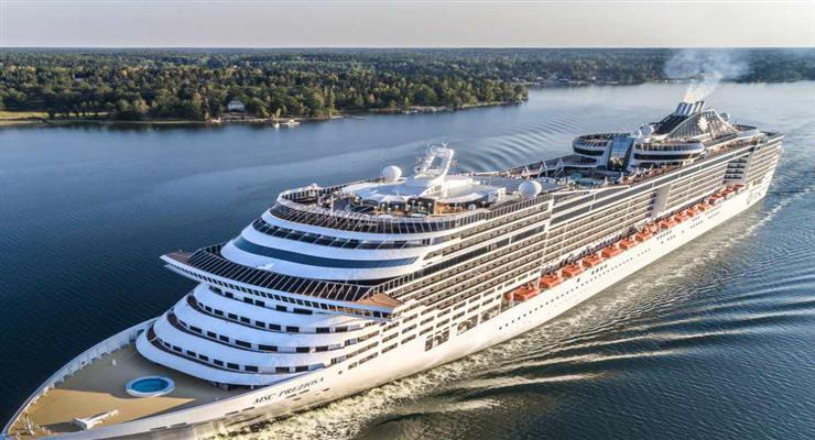 Коронавирусные опасения: новые заложники на борту круизного лайнера Costa Fortuna
