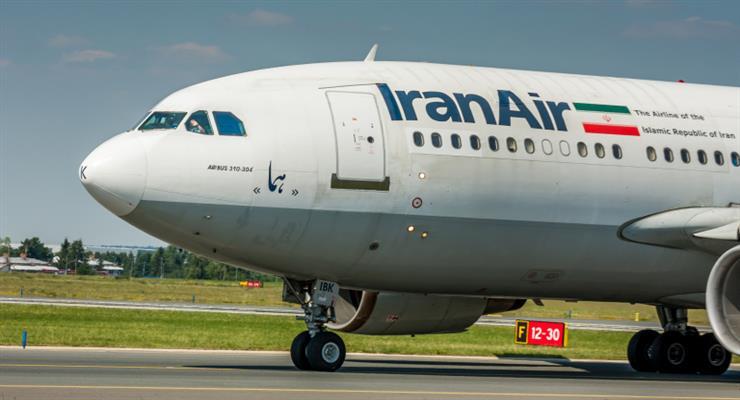 Iran Air приостанавливает все полеты в Европу из-за коронавируса