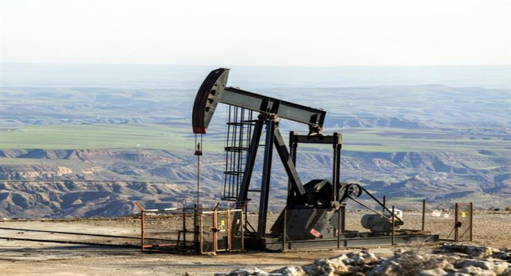 """Новое рекордное падение европейской нефти марки """"Brent"""""""