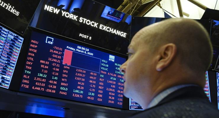 """""""Паника"""" на мировых рынках"""