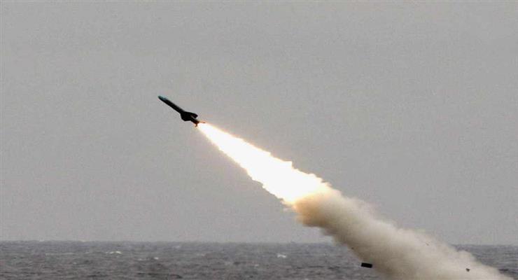 Северная Корея с новым ракетным испытанием