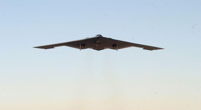 США перенесли боевую авиацию в Европу