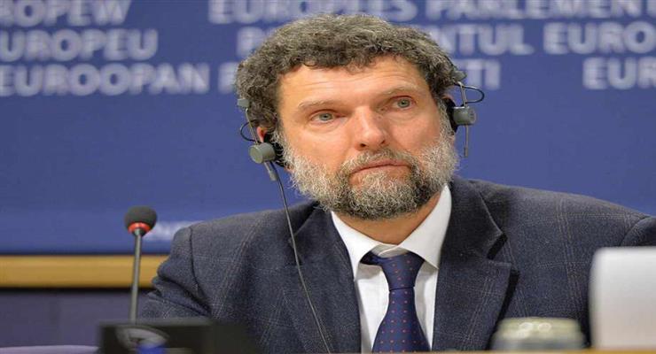 Осман Кавала обвиняется в шпионаже