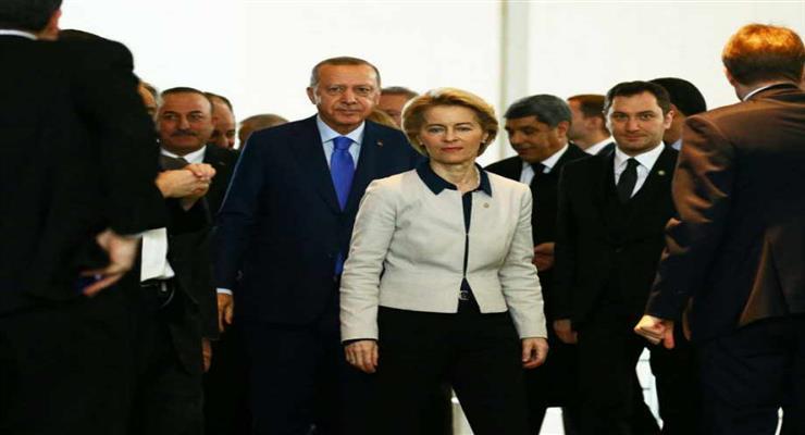 ЕС хочет сохранить соглашение о мигрантах с Турцией