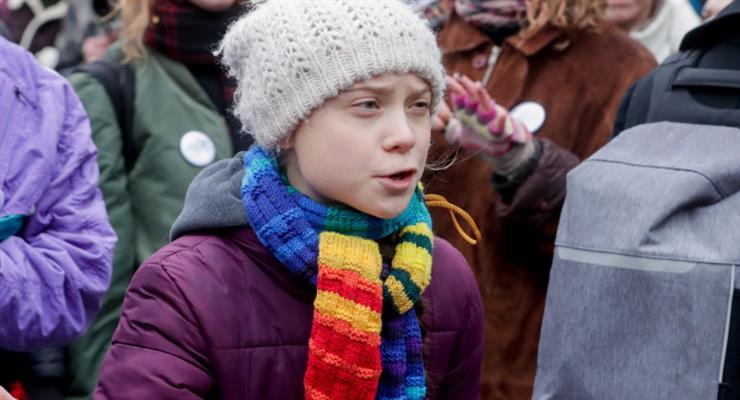 """Ягуар"" напал на Грету Тумберг: Популистка, только критикует, но не предлагает решений"