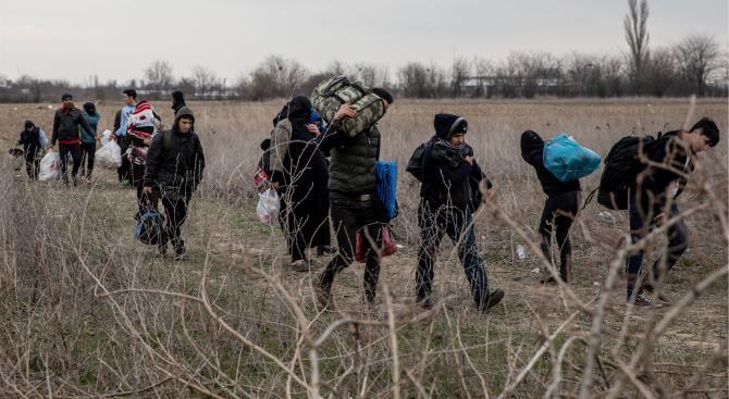 Греция предотвратила 919 попыток незаконно пересечь границу с Турцией за сутки