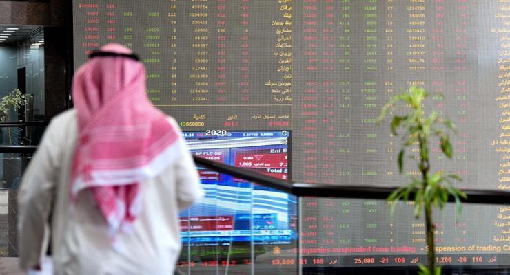 Падение цен на нефть после решения Саудовской Аравии увеличить ее добычу