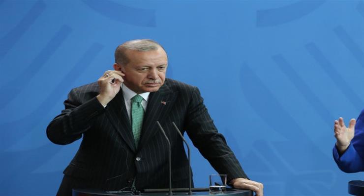 Эрдоган обвинил Грецию в применении нацистских методов