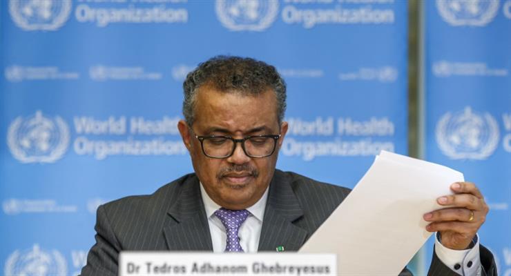 ВОЗ объявила коронавирус пандемией