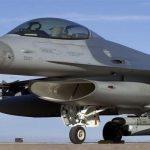 F-16 разбился в Исламабаде во время репетиции военного парада (ВИДЕО)