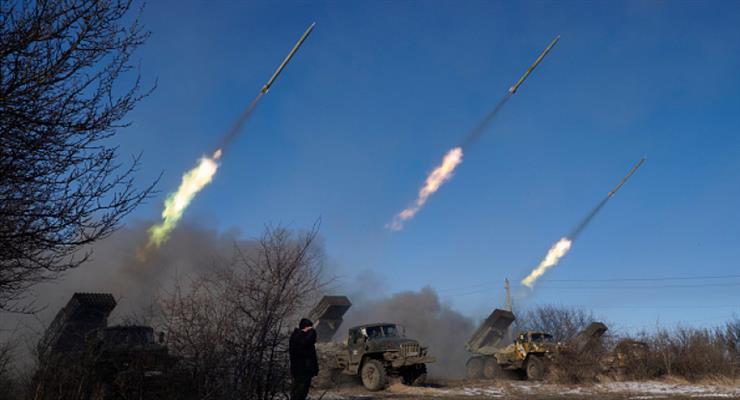 Десять ракет поразили базу в Ираке
