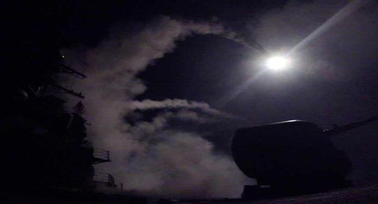 Американская ракета наносит удар по Ираку в ответ на убийство американского солдата