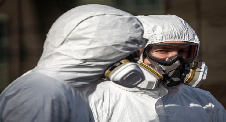 Впервые с тех пор, как коронавирус стал проблемой, статистика заболеваний замерла