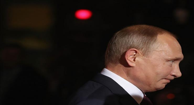 Путин и власть - пока смерть не разлучит их