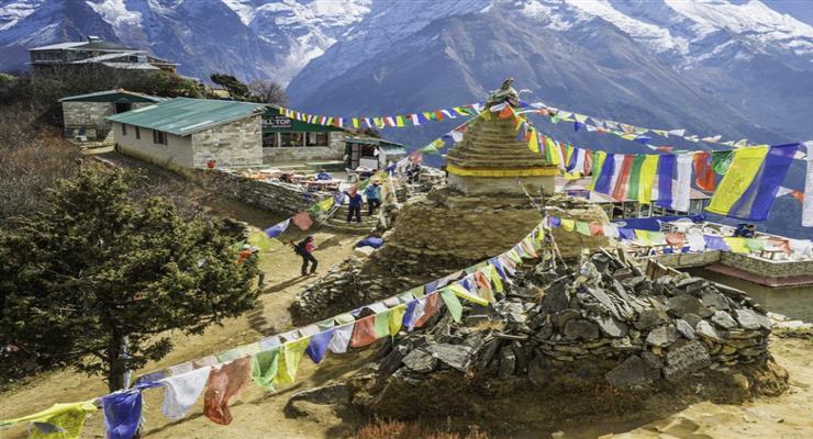 Непал остановил альпинистов из-за коронавируса