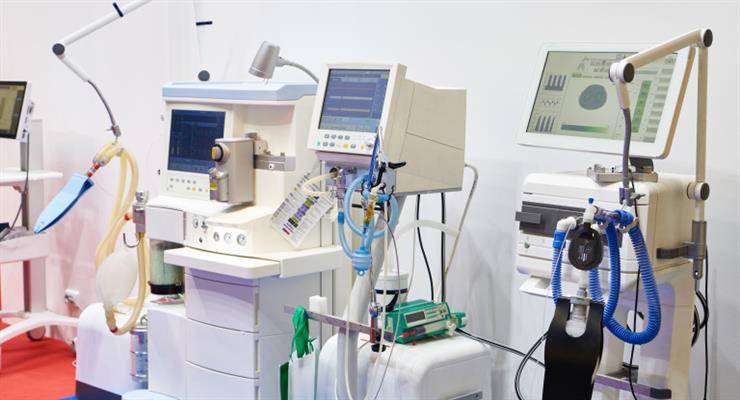 Германия и Италия спешат купить оборудование для искусственной вентиляции легких