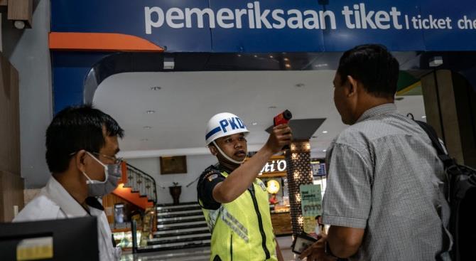 У министра транспорта Индонезии положительный результат теста на коронавирус