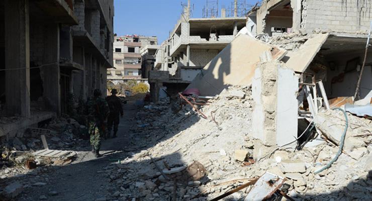 384 000 были убиты в Сирии, и почти 5 миллионов детей родились с начала конфликта
