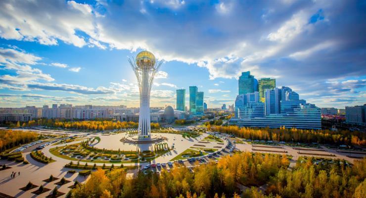 Казахстан объявил чрезвычайное положение