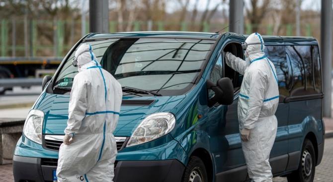 Молдова закрывает свои границы из-за коронавируса
