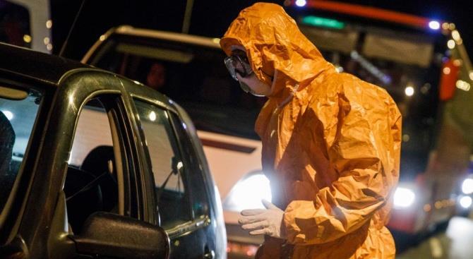Германия частично закрывает свои границы из-за коронавируса