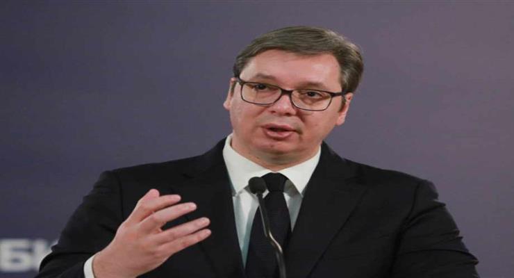 Сербия объявила чрезвычайное положение
