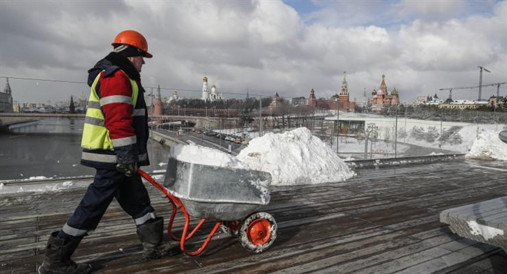 Россия закрыла границу с Белоруссией