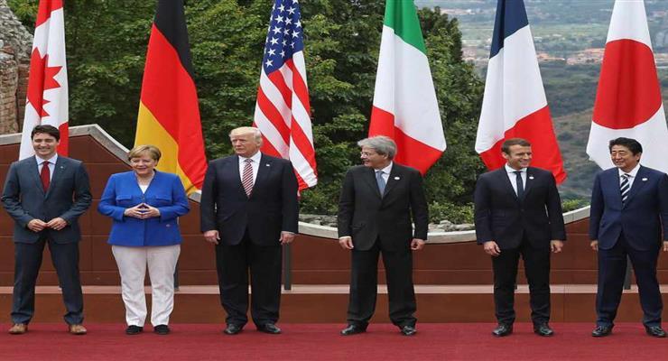 G-7: мы будем «делать то, что необходимо», чтобы защитить экономику