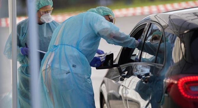 Более 1000 новых случаев заражения коронавирусом в Германии за последние 24 часа