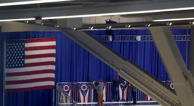 Первичные выборы в Огайо отменены из-за коронавируса